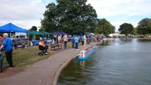 Heron Model Boat Club Regatta @ Memorial Park, Herne Bay