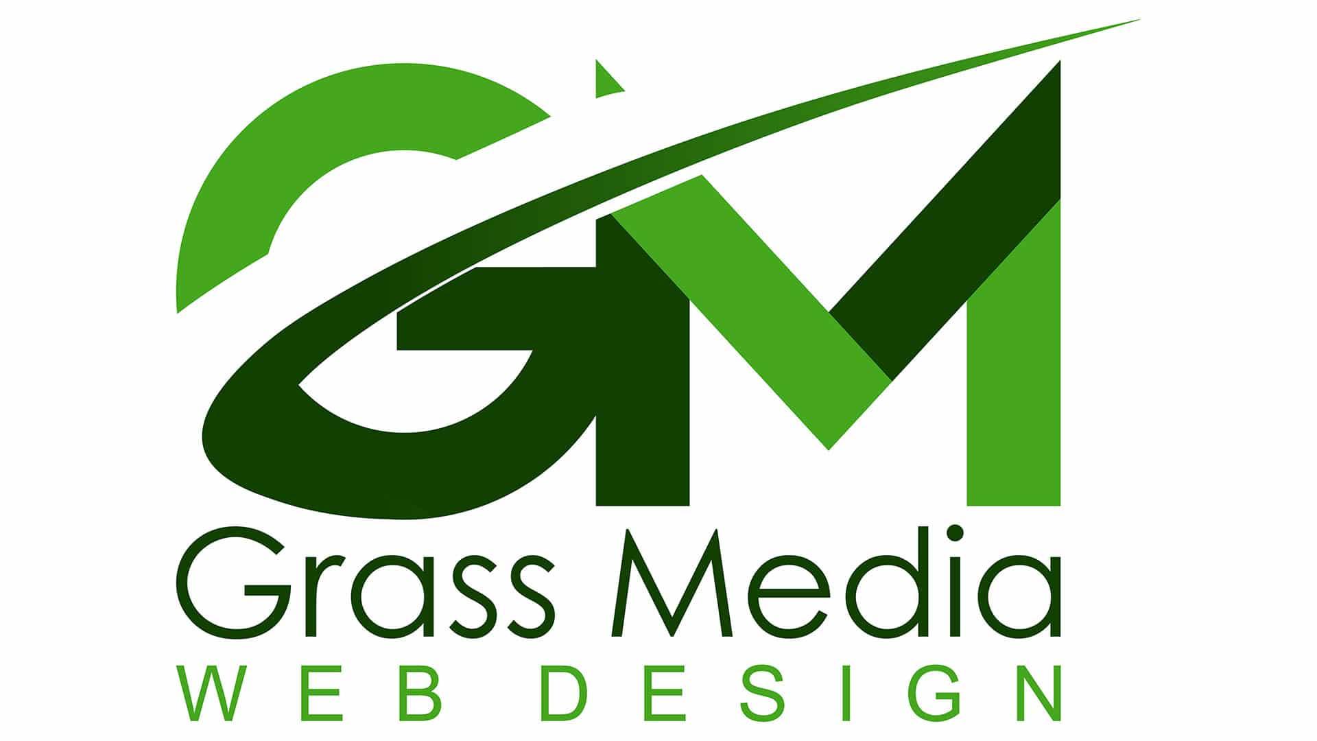Grass Media Web Design