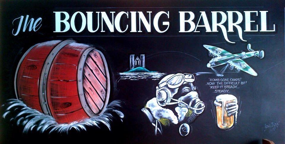 The Bouncing Barrel