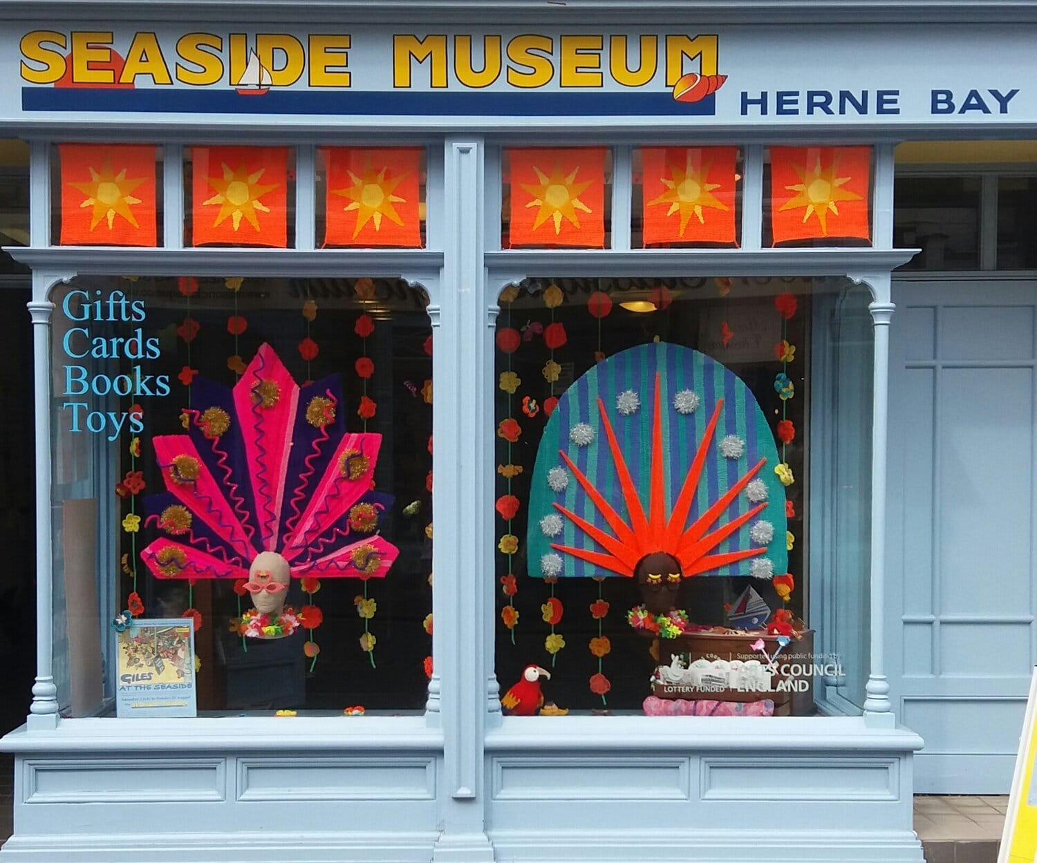 Jazz in Herne Bay Exhibition at the Seaside Museum