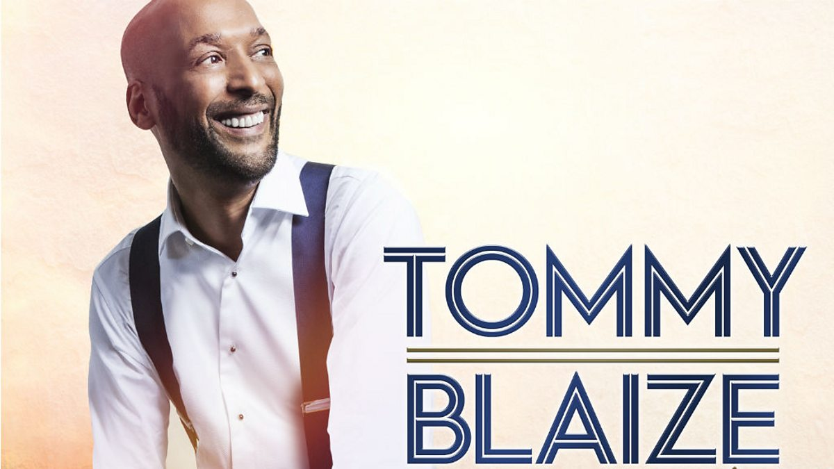 HB Jazz Presents: Strictly Come Dancing's Tommy Blaize