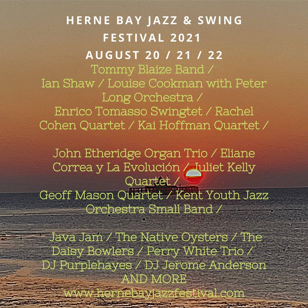 Jazz and Swing Festival Line Up Announcement