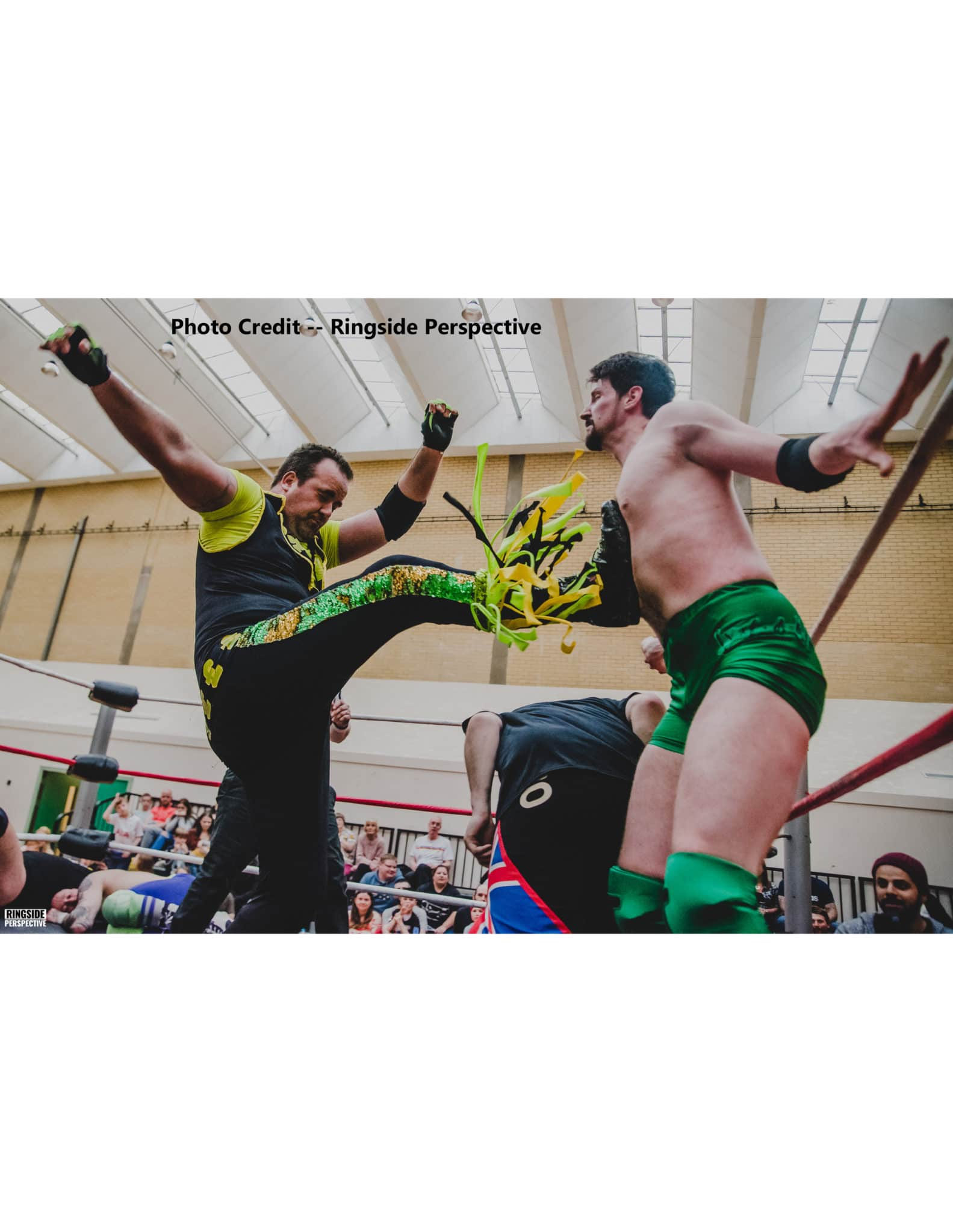 Pro Wrestling — The Battle at the Bay