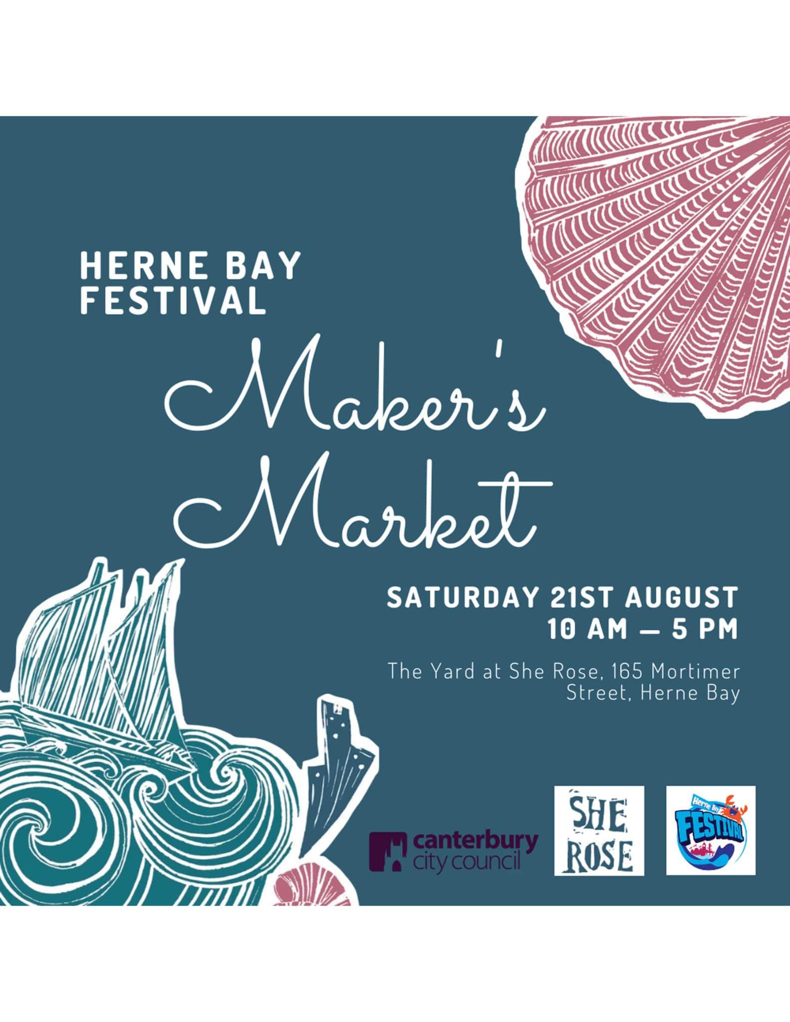 The Makers Market at She Rose 165 Mortimer Street