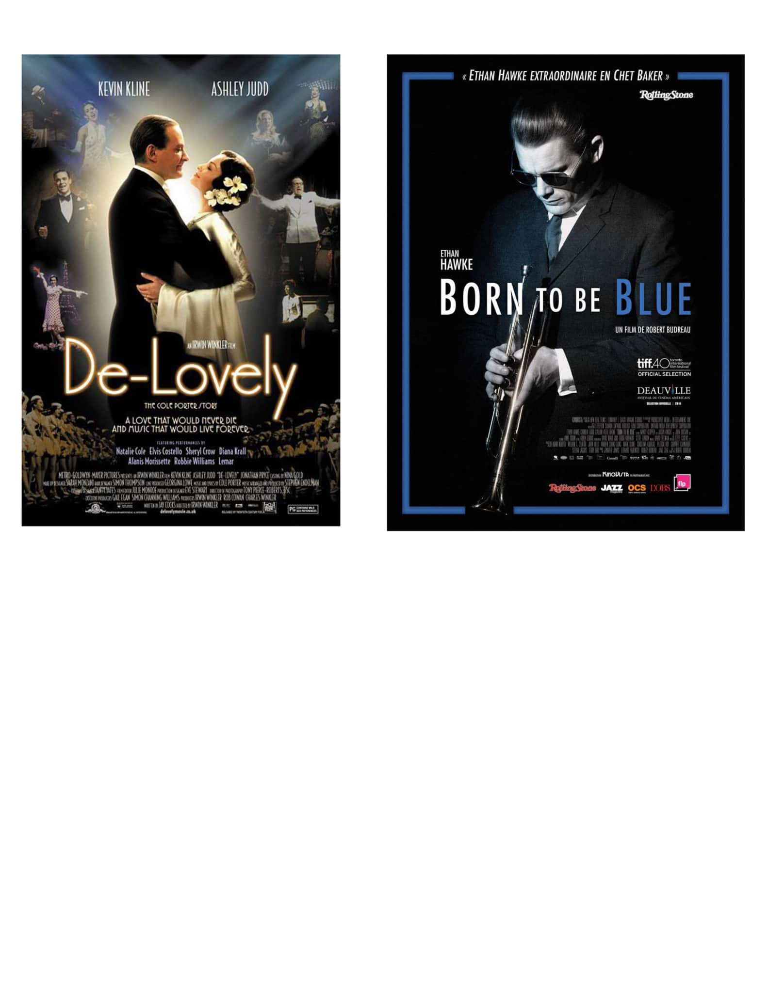Jazz films at the Kings Hall