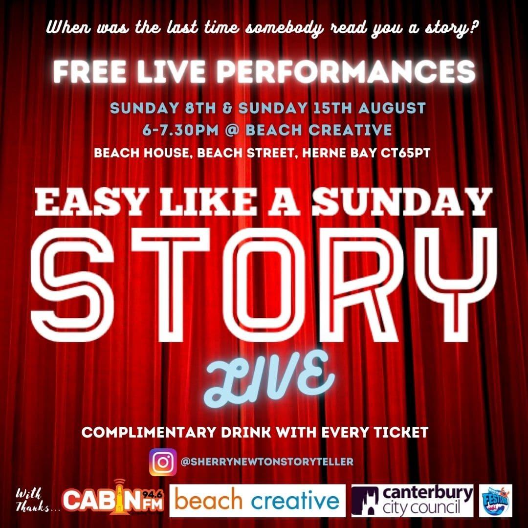 Easy Like a Sunday Story