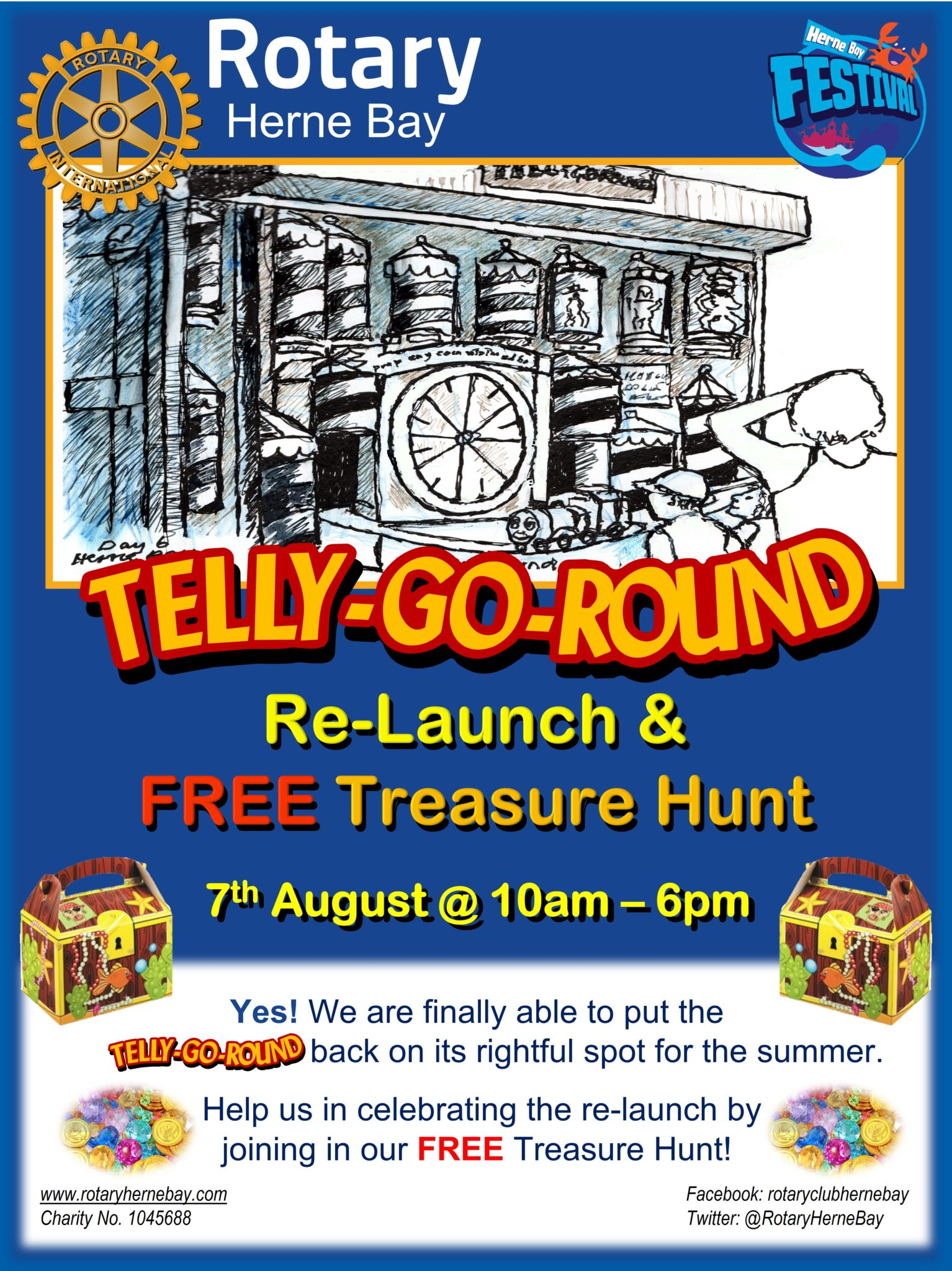 Telly-Go-Round is Back