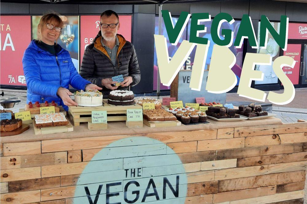 Vegan Vibes Market in Wimereux Square