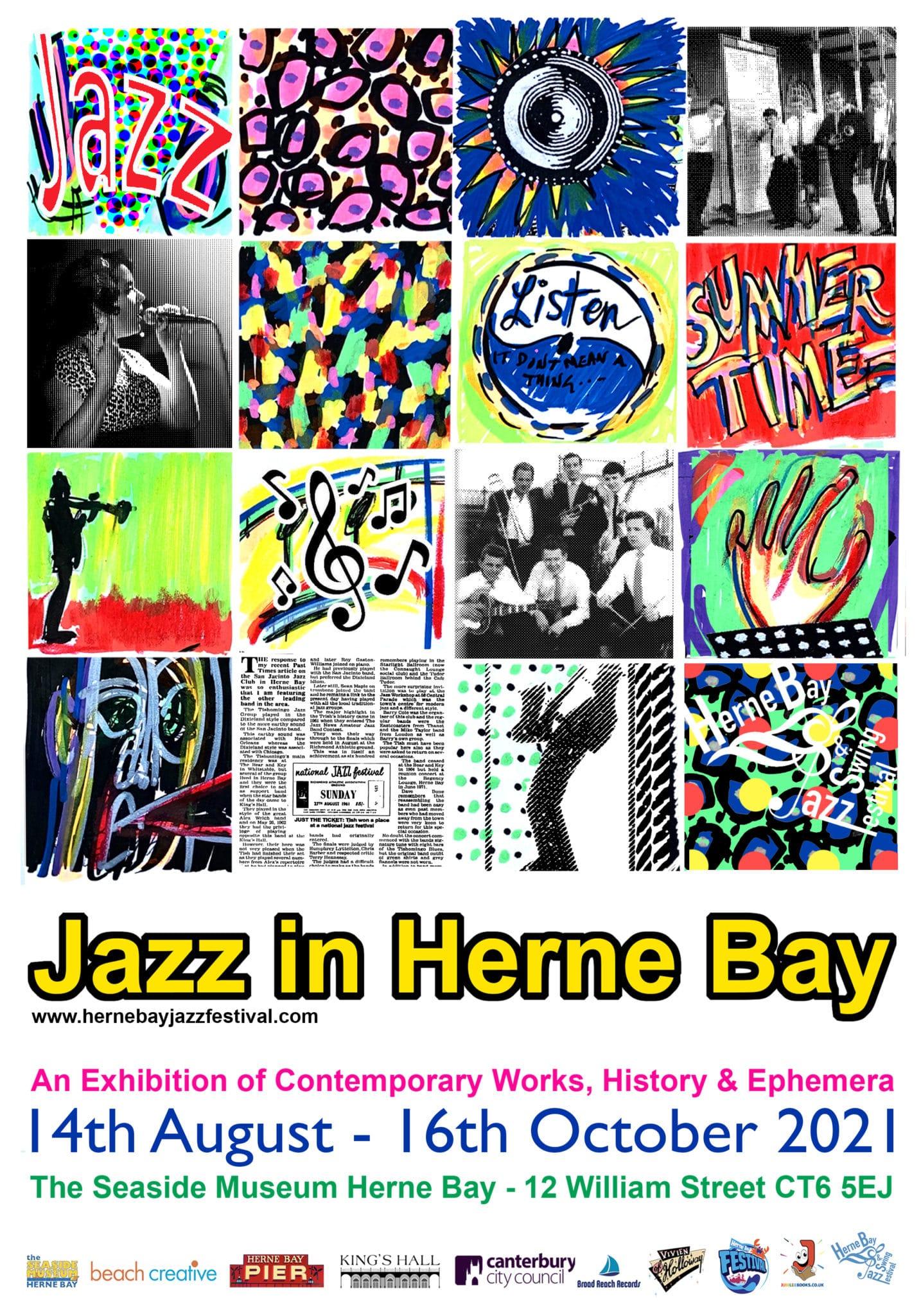 Jazz in Herne Bay Exhibition