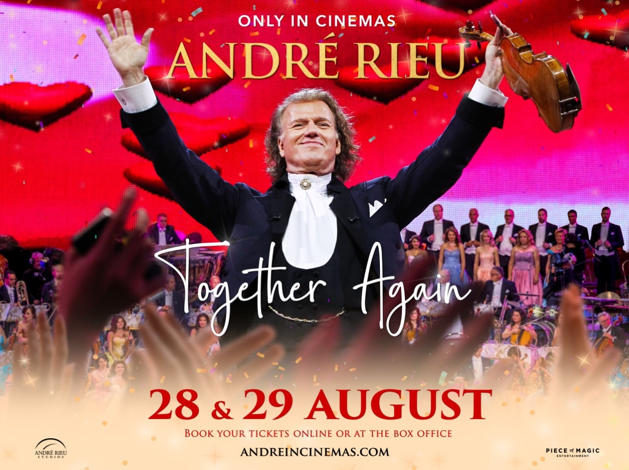 ANDRE RIEU  Together Again at The Kavanagh