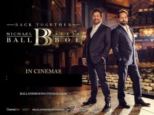 MICHAEL BALL & ALFIE BOE: BACK TOGETHER at The Kavanagh